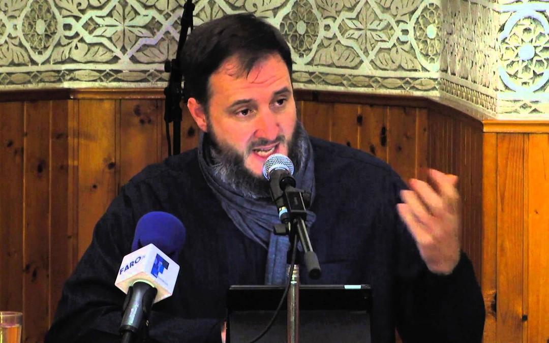 Muhammad Isa García: conferencia en la mezquita de Benzú sobre la educación ante las diferencias