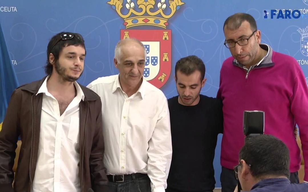 Caballas y Podemos confluyen en su compromiso de cara a las elecciones.