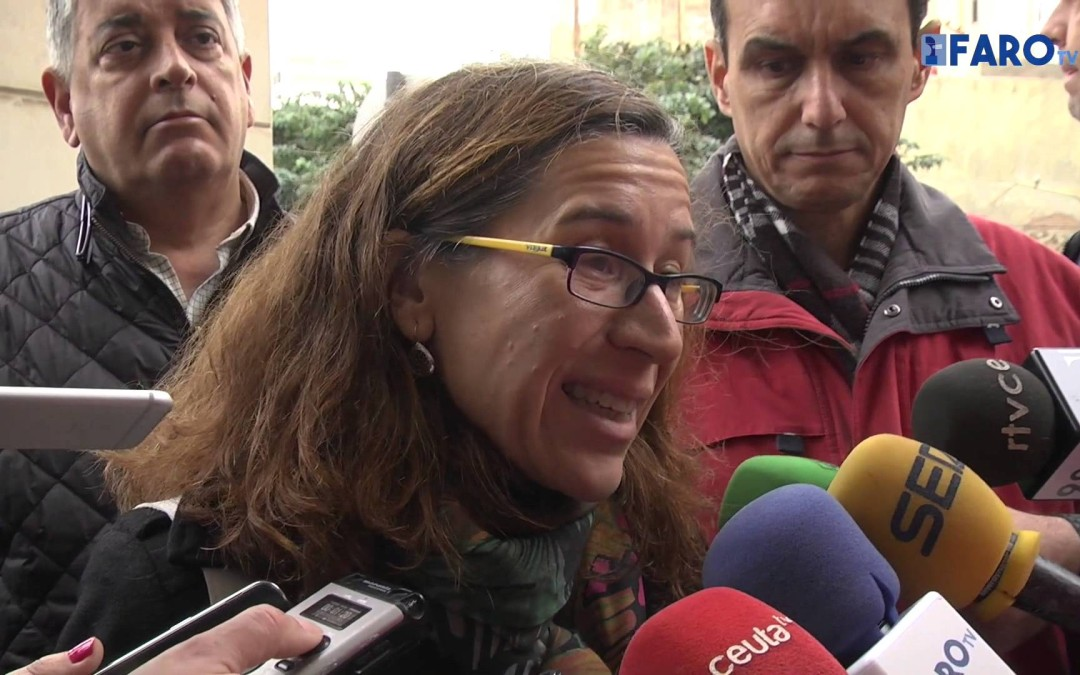 El PSOE prosigue con su campaña electoral en la Gran Vía