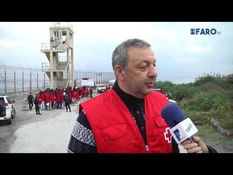 Más de 180 inmigrantes asaltan la valla de Benzú