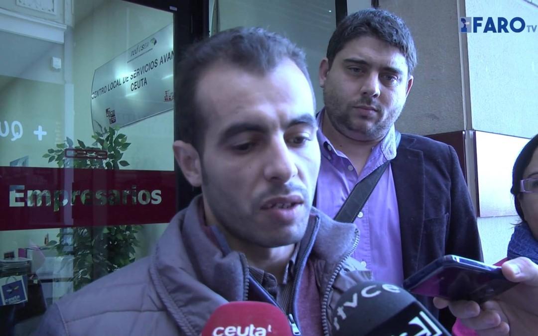 Podemos Ceuta se reúne en la Confederación de Empresarios