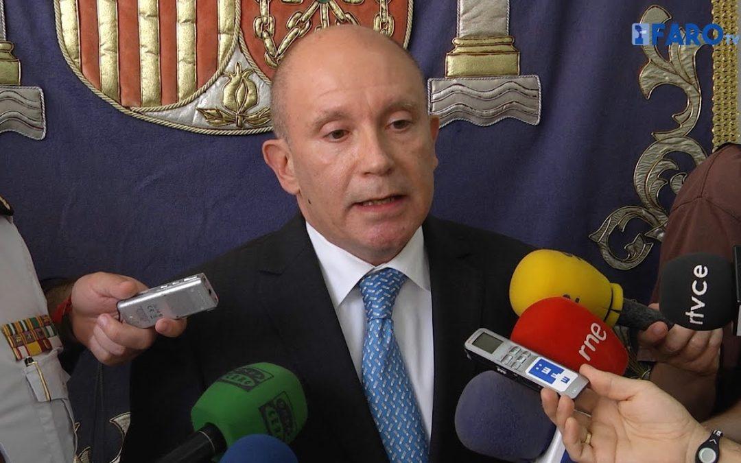 Respuesta oficial de Delegación a los disparos a Hicham