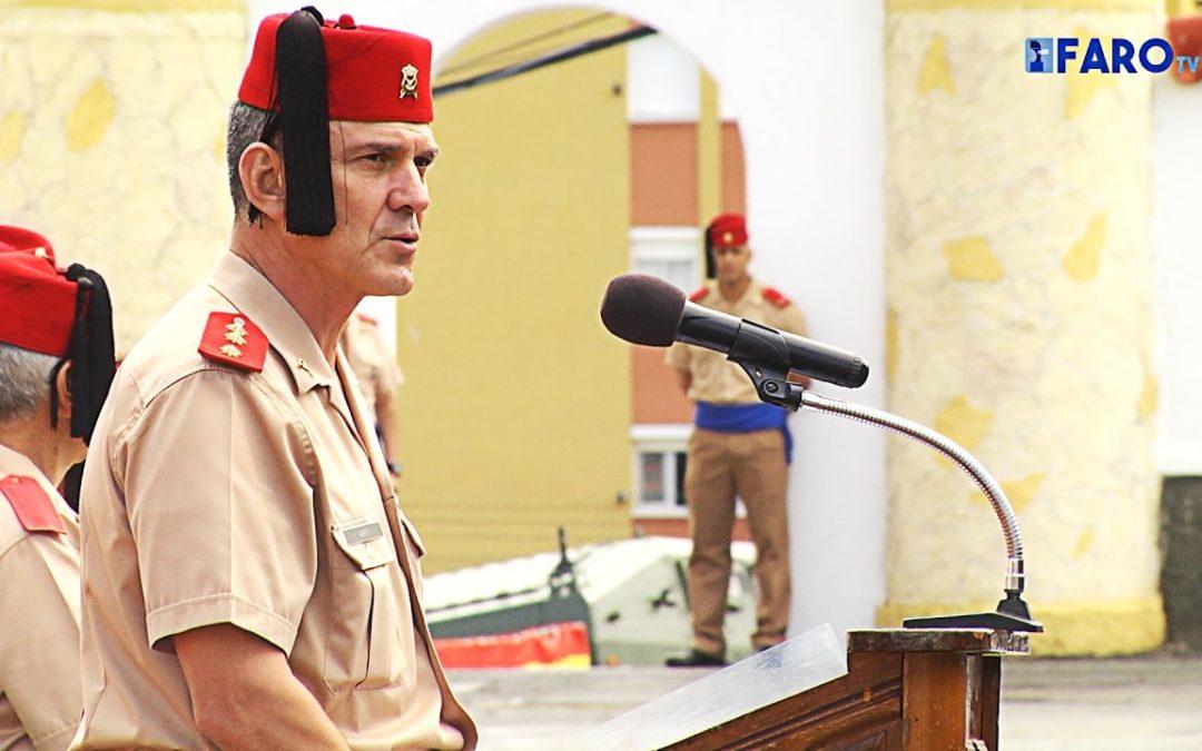 Viernes Regular muy especial con despedida de las tropas que viajarán a Mali