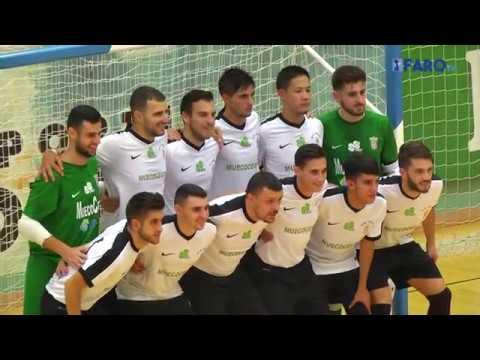 El Ceutí eliminado de la Copa del Rey ante el Jaén