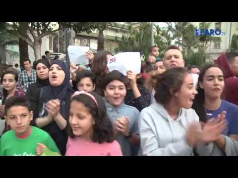Unas 750 personas se concentran en contra de las reválidas