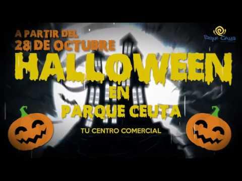 Halloween en el Centro Comercial Parque Ceuta