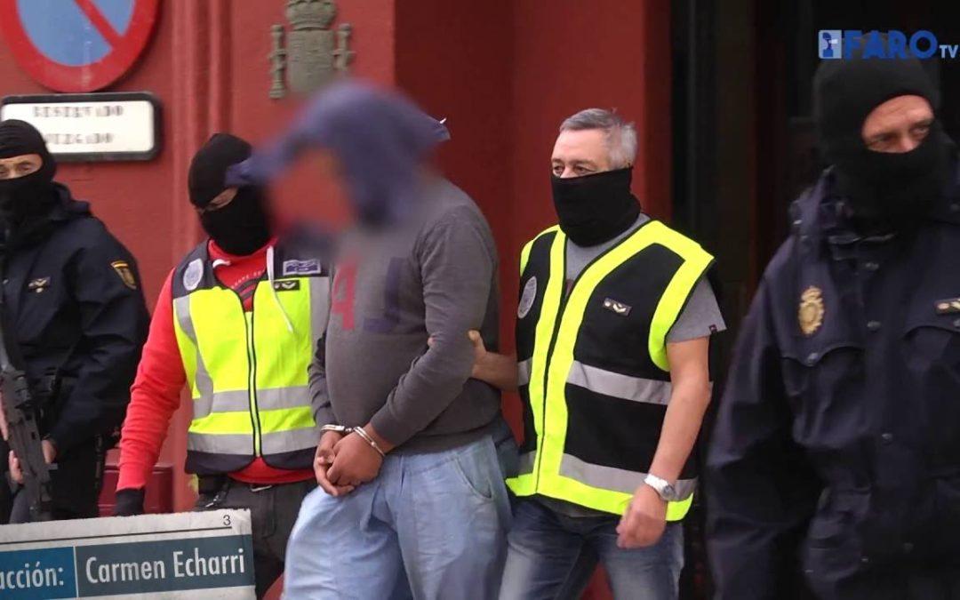 Operación contra el terrorismo en Ceuta, Alicante y Marruecos