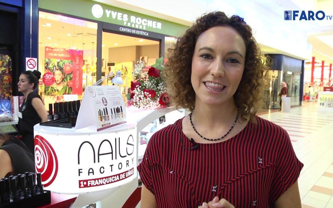 Inauguración de Nails Factory en Parque Ceuta