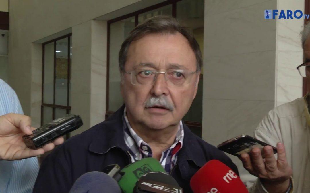 Vivas afirma que Ceuta acudirá con los deberes hechos a la Conferencia de Presidentes