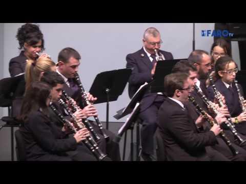 Concierto en honor a Santa Cecilia en el 'Revellín'