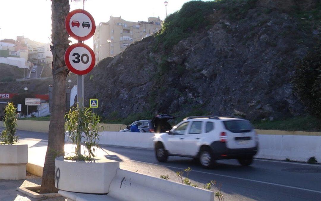 Radar en la 'Carretera Nueva', ¿recaudación o seguridad?