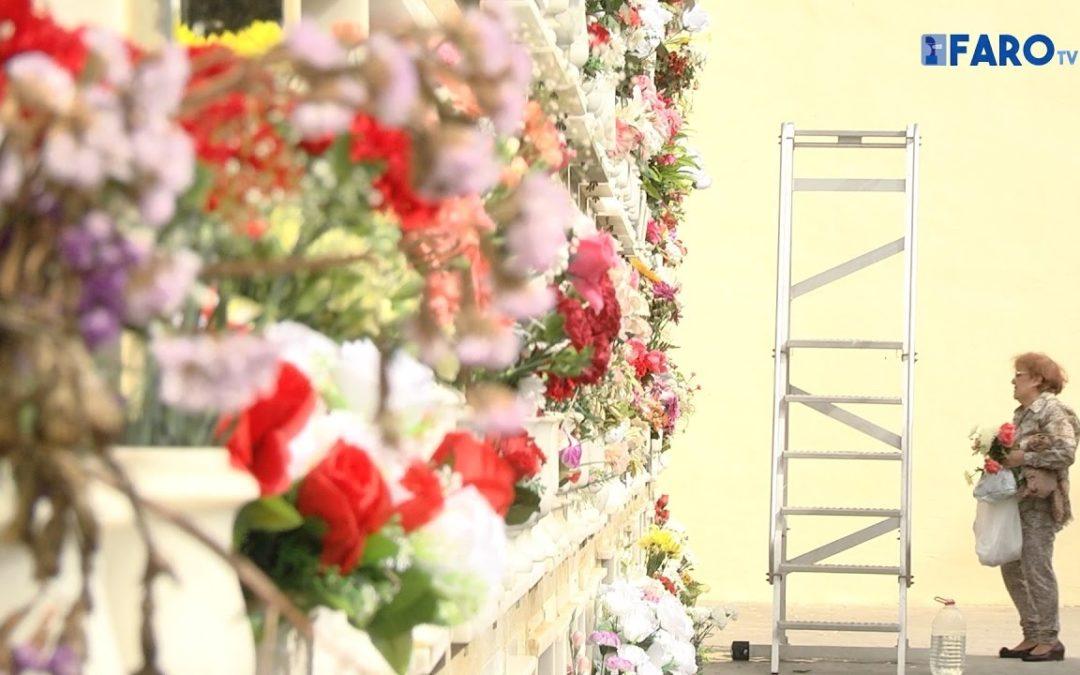Ceuta celebra el Día de Todos los Santos