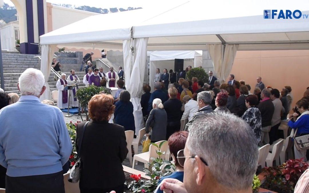 La Ciudad celebró una misa con motivo del Día de los Difuntos