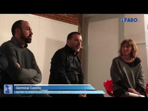 Germinal Castillo presenta en Madrid su primer libro