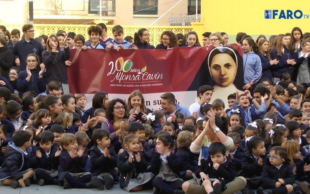 'La Inmaculada' recuerda a su fundadora