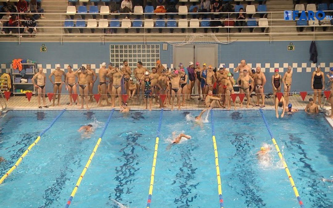 La natación muestra su solidaridad