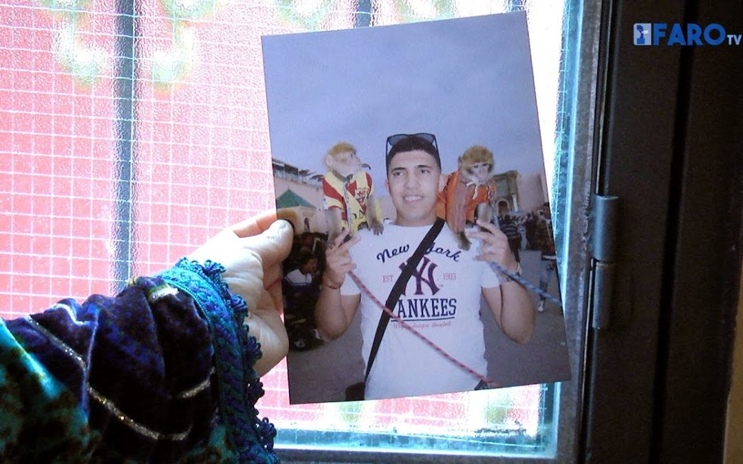 """""""No puede estar suelto un asesino; queremos justicia para Yassin"""""""