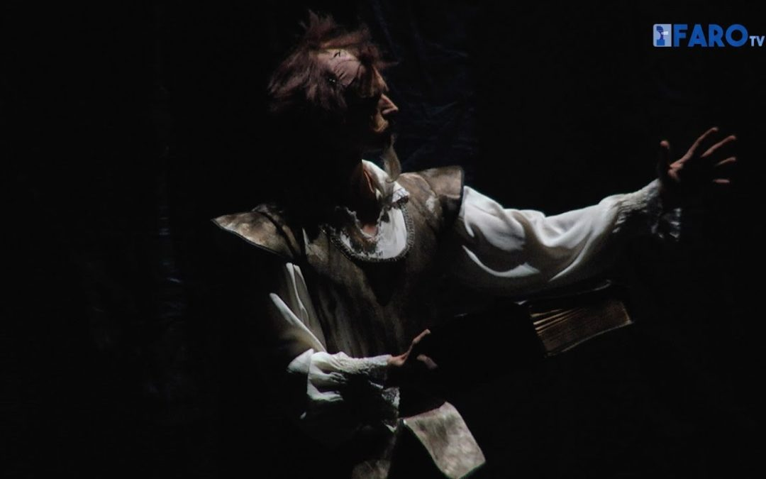 'Don Quijote' baila en el Auditorio del Revellín
