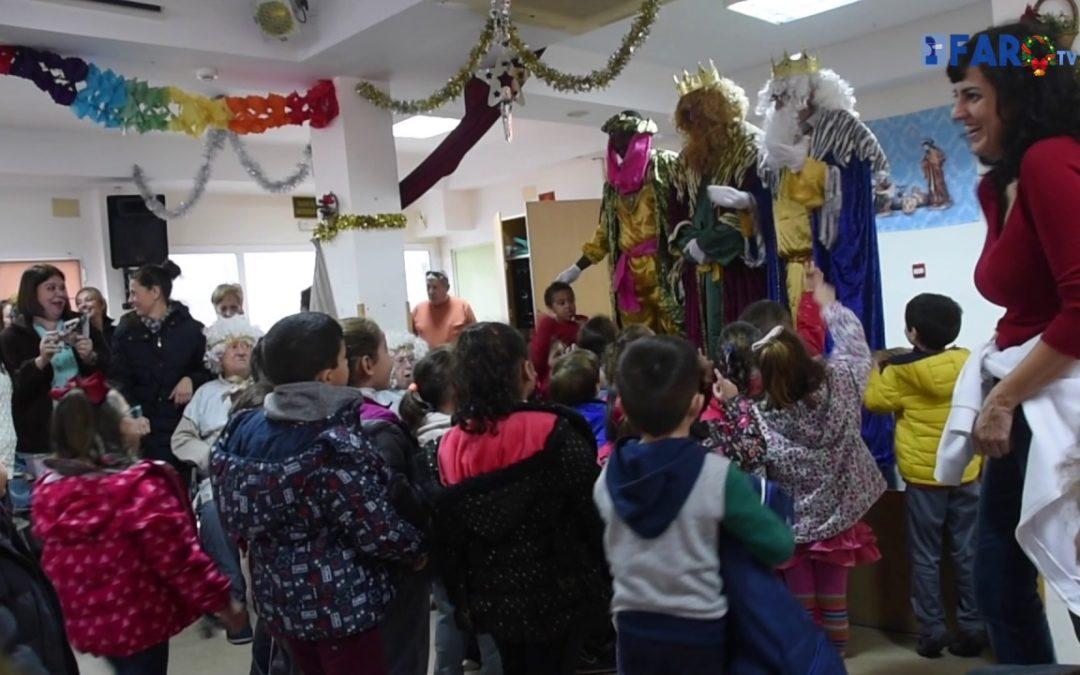 Teatro navideño en el Centro Social de Mayores