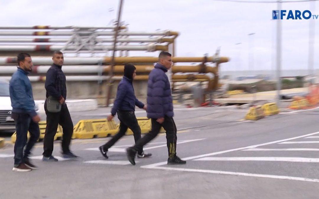 Vivas apoya la petición para la vigilancia de la Local en el puerto