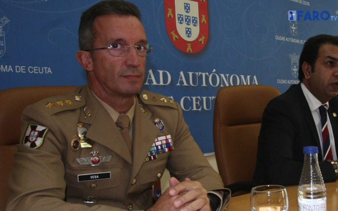 El coronel Sebastián Vega, nuevo jefe de la Policía Local