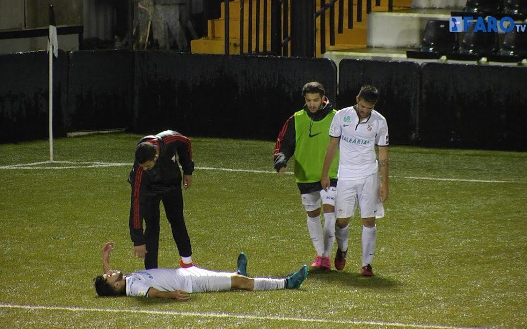El AD Ceuta sigue haciendo aguas.  AD Ceuta FC 1-1 Recreativo de Huelva B