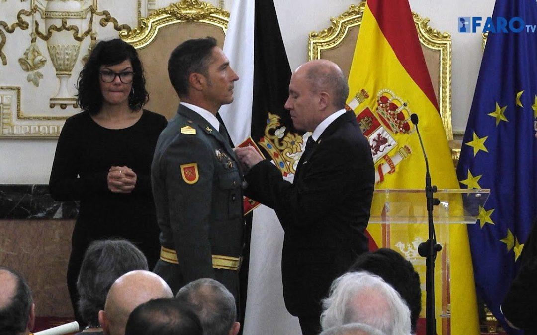 Celebración del 38º aniversario de la Constitución en Ceuta