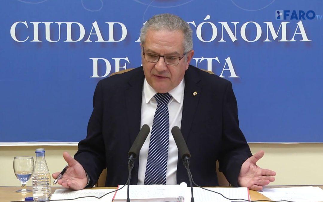 El Gobierno se opone a la concentración del 17D