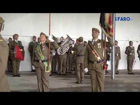 Artillería festeja a su patrona, Santa Bárbara