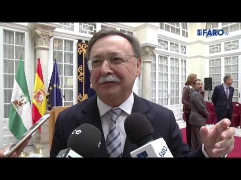 Vivas valora el premio 'Plaza de España' de la Delegación del Gobierno en Andalucía