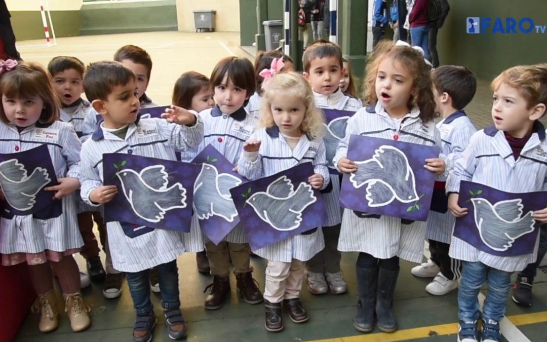 'San Agustín' celebra el Día de la Paz
