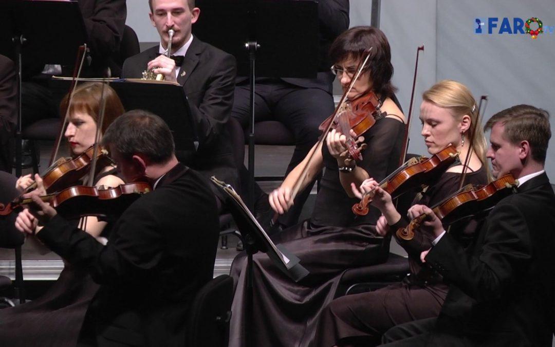 Apoteosis musical con el concierto de Año Nuevo