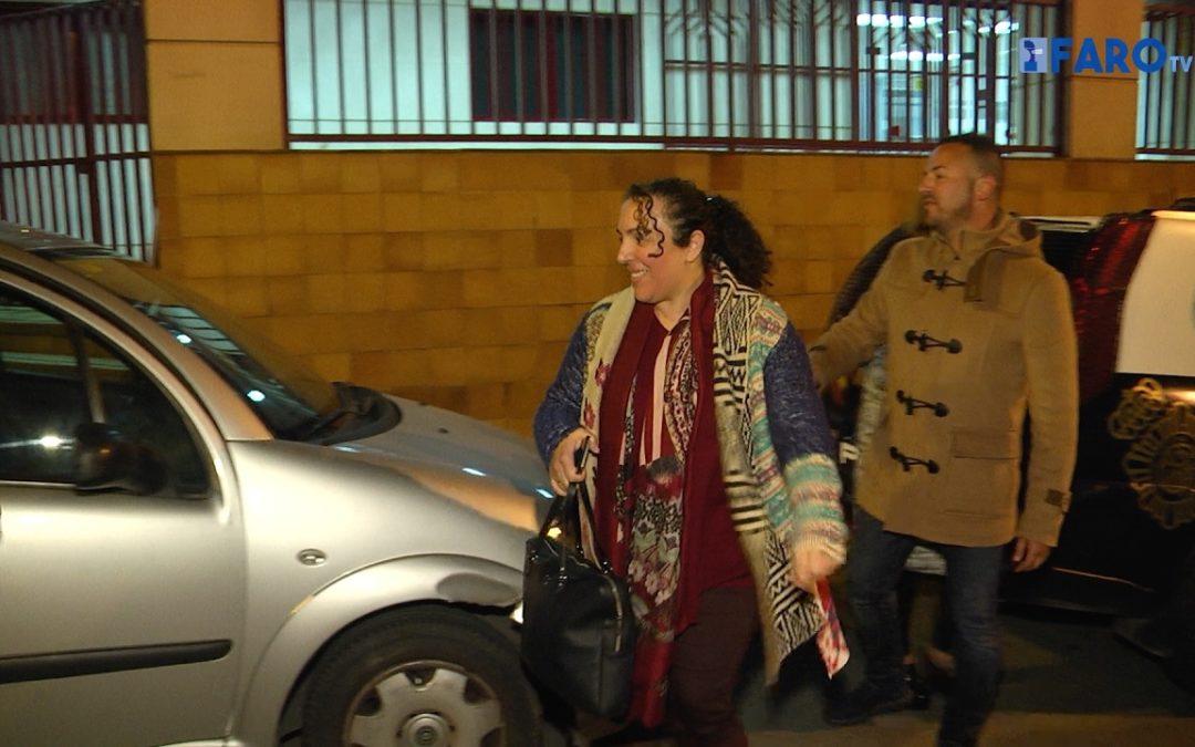 López a la cárcel; Alí, Román y Rabea, en libertad con cargos