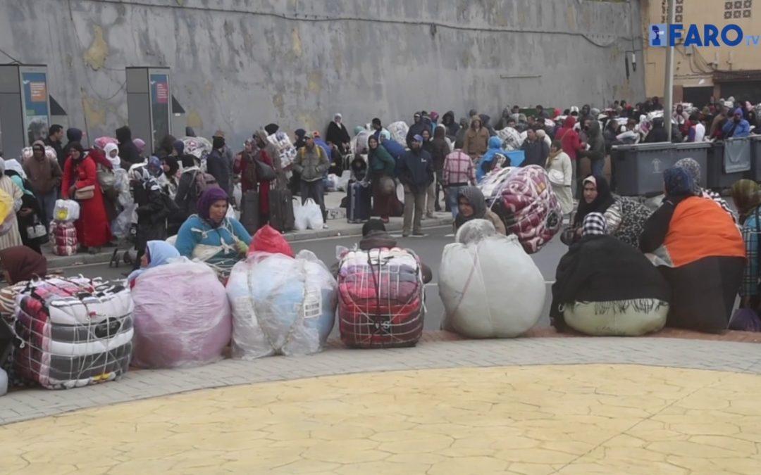 Desconfianza por el decomiso de bultos en Marruecos