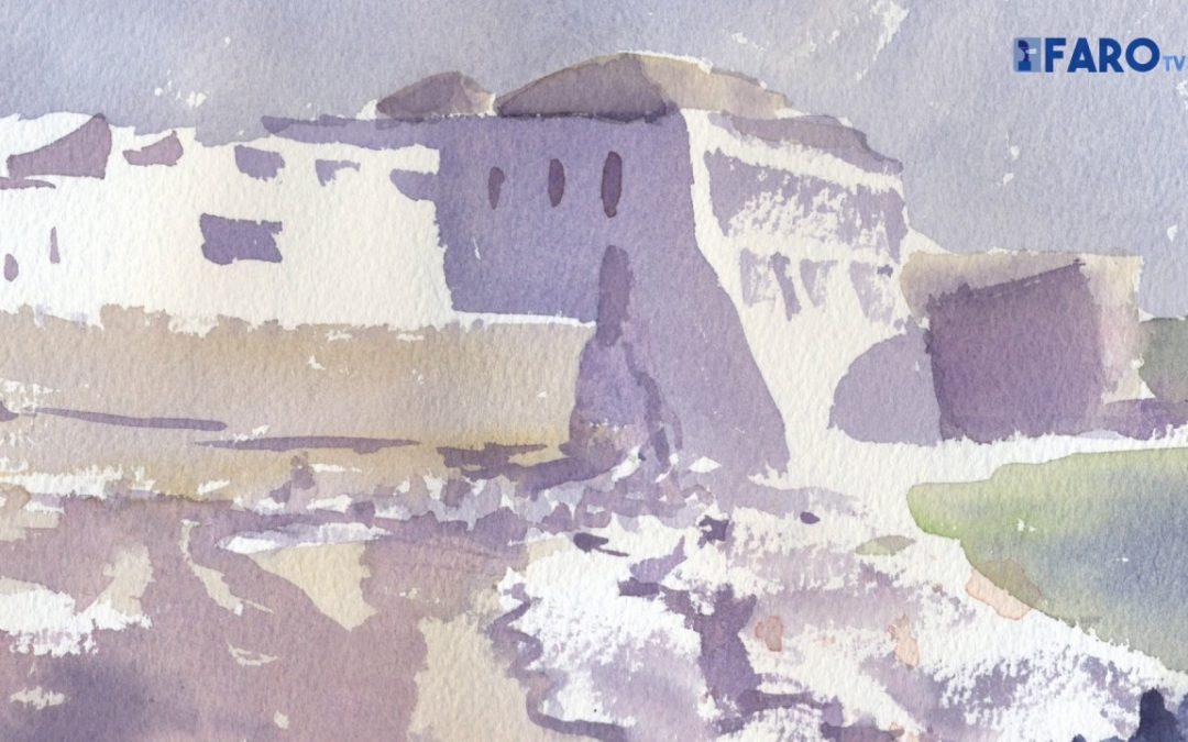 Juan Orozco presenta sus cursos de pintura