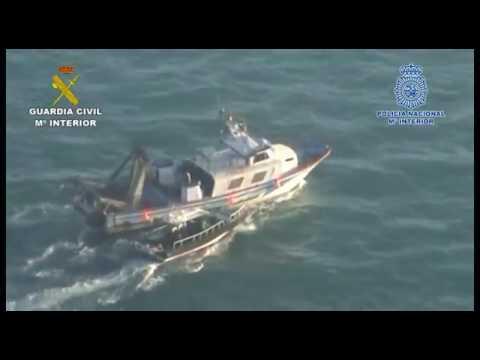 Desarticulada una organización que introducía hachís desde Marruecos utilizando barcos pesqueros