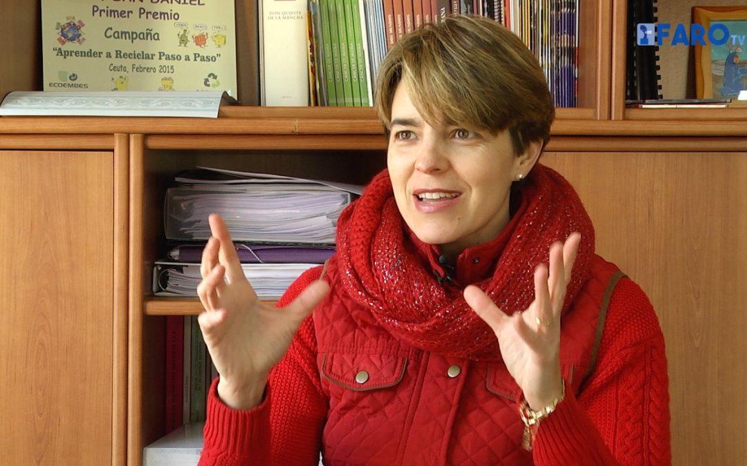 Entrevista a Yolanda Bel: nueva secretaria sectorial de Mujer del PP