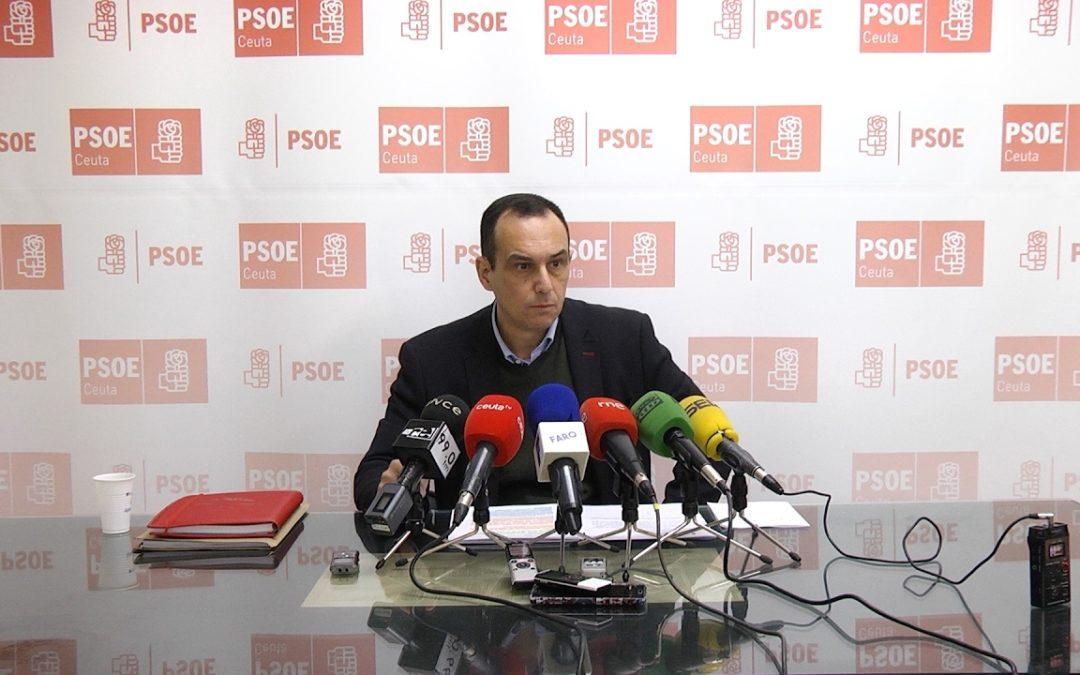 El PSOE denuncia la existencia de una planta de asfaltado en caliente que puede no cumplir con la no