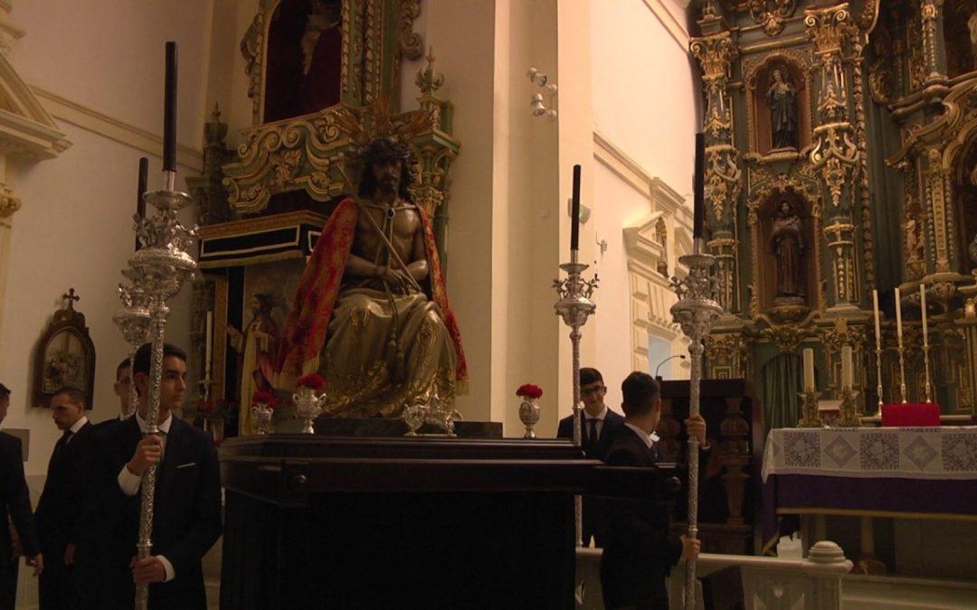 'Las Penas' realiza su Vía Crucis Cuaresmal