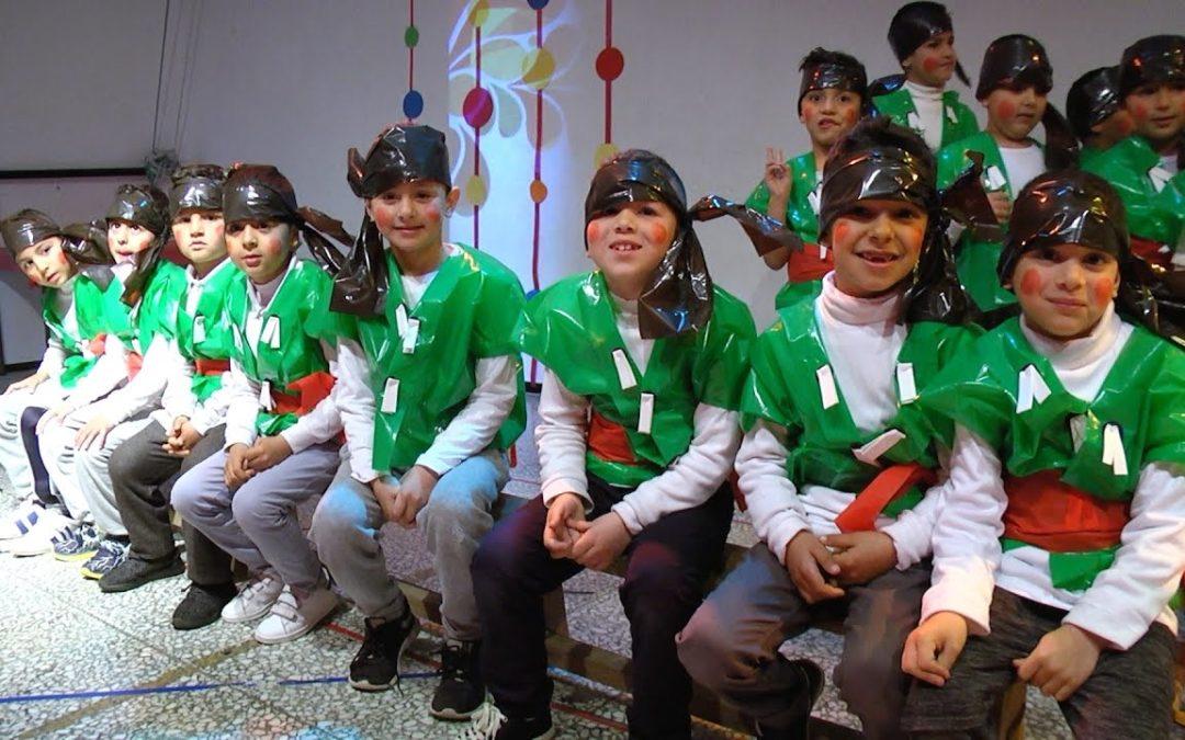 El 'Príncipe Felipe' celebra su gran fiesta de Carnaval