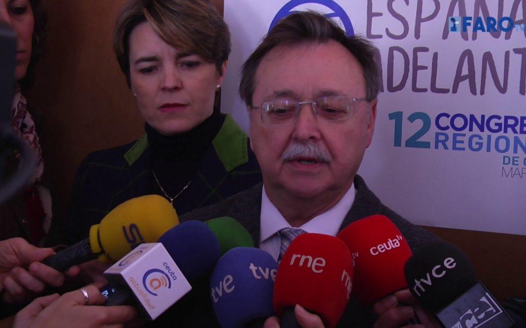 Vivas confirma a Bel como número dos del Partido Popular