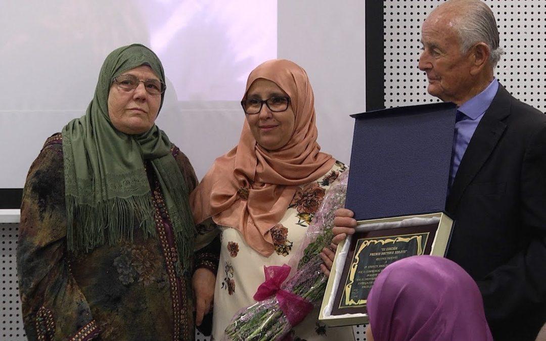 Hadduch Abdeselam recibe el 'Doctora Soraya 2017'