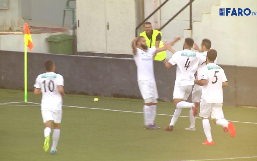 El Ceuta gana para seguir creyendo. AD Ceuta FC 1-0 CD Gerena