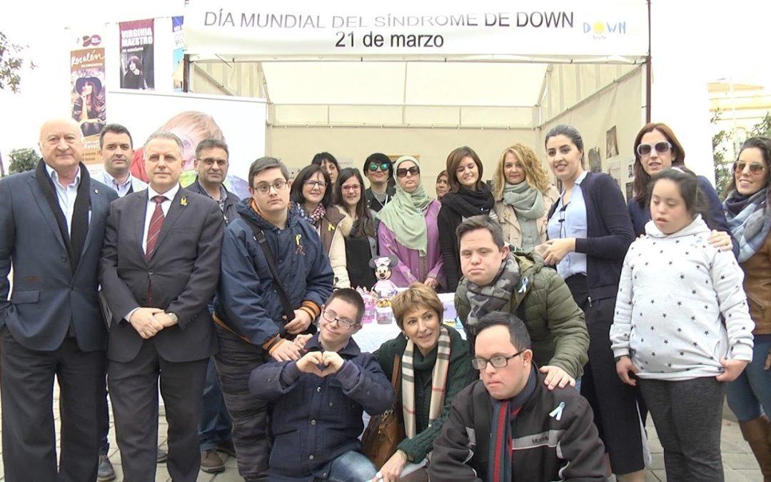 La asociación Síndrome de Down celebra su Día Mundial