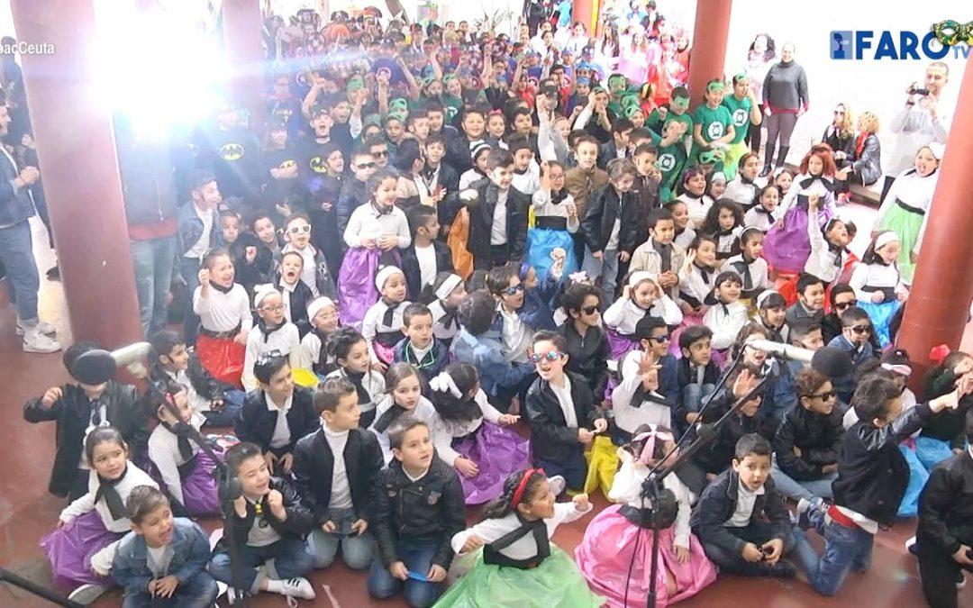 El 'Andrés Manjón' celebra el Carnaval