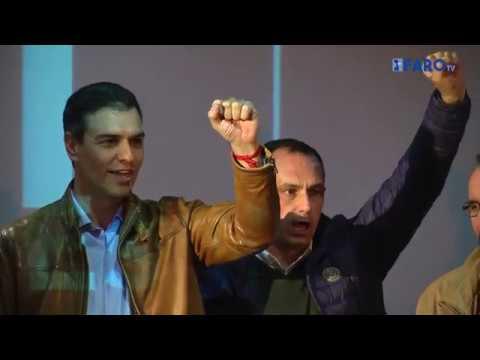 Sánchez aboga porque el PSOE vuelva a ser el partido de la izquierda