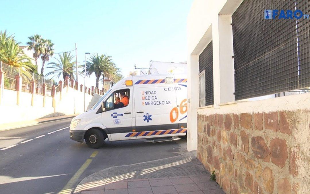 Encontrado un menor marroquí inconsciente en el centro La Esperanza