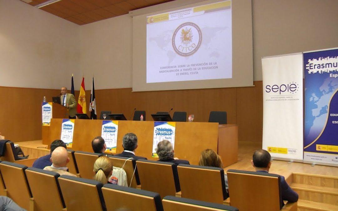 Se presenta en el Campus el proyecto europeo 'Role Models' para la prevención de la radicalización