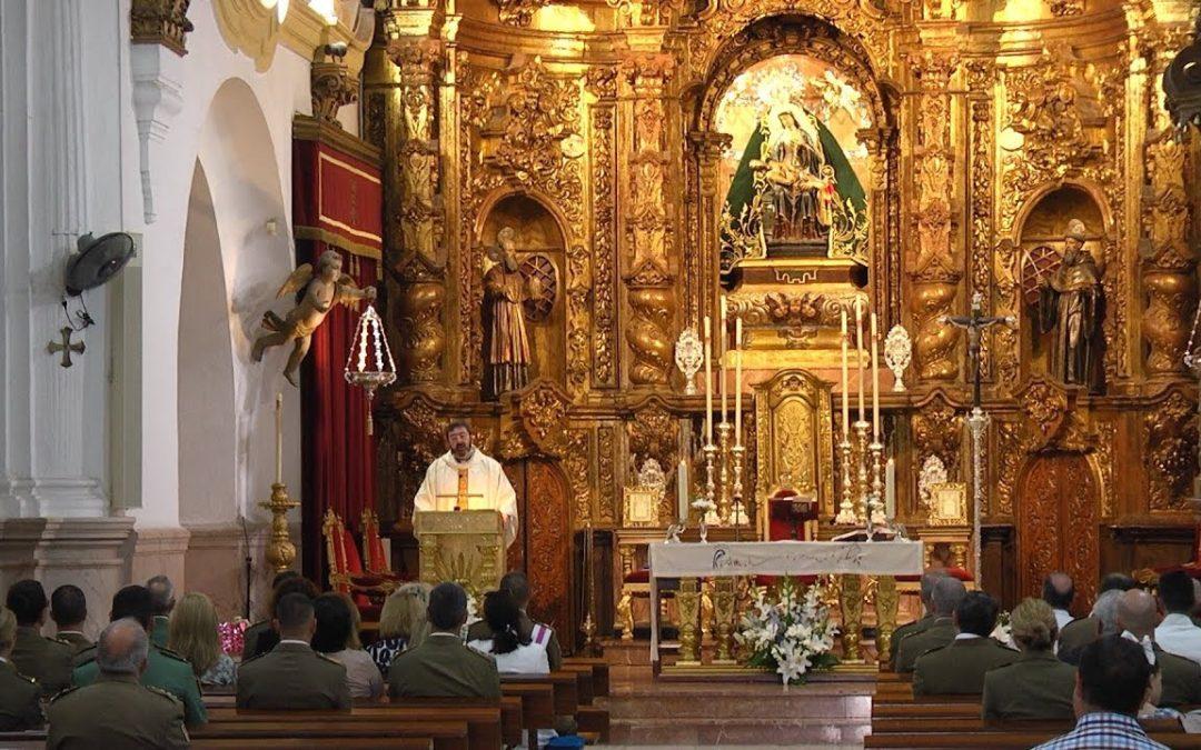 Intendencia celebró la festividad de Santa Teresa