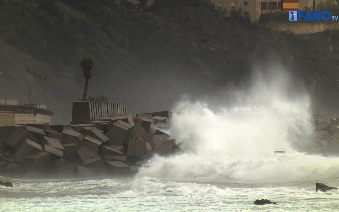 Ceuta salva su aislamiento gracias a la línea aérea